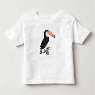 Toucan No.2, from 'History of the Birds of Paradis Toddler T-shirt