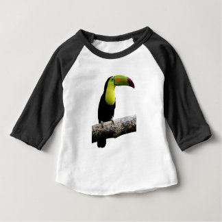 Toucan On A Tree Baby T-Shirt