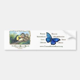 Toucan Rescue Ranch Bumper Sticker