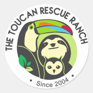Toucan Rescue Ranch Sticker