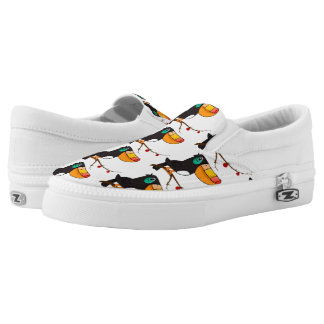 Toucan Slip-On Sneakers