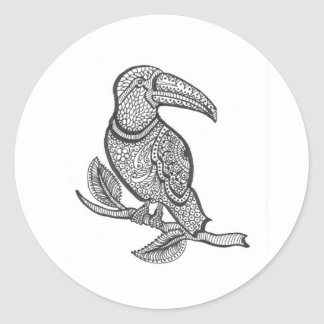Toucan Stickers