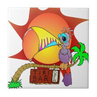 Toucan Sun Tile