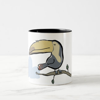 Toucan Two-Tone Coffee Mug