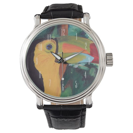 Toucan Wrist Watches