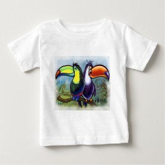 Toucans Baby T-Shirt