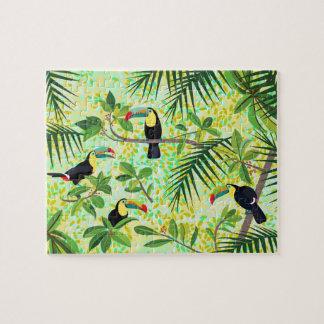 Toucans - Tropical Puzzle