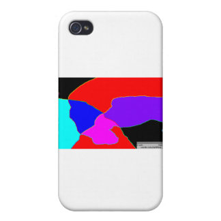 Touch by Huzone with internal signature iPhone 4/4S Cases
