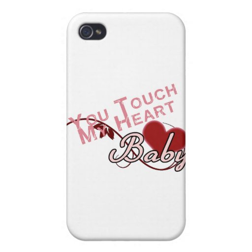 Touch - miss a Shirt Design iPhone 4/4S Case