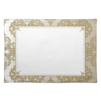 Touch of Gold Place Mats