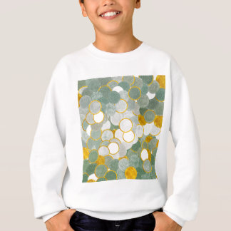 Touch of gold sweatshirt