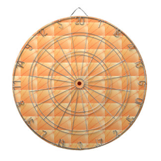 TOUCH of Gold : Tiled Graphic Art Dart Board