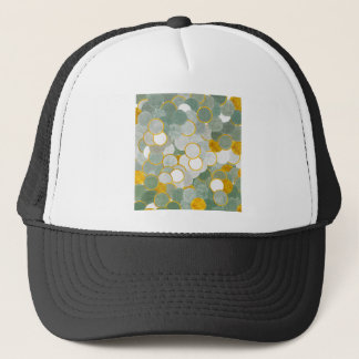 Touch of gold trucker hat