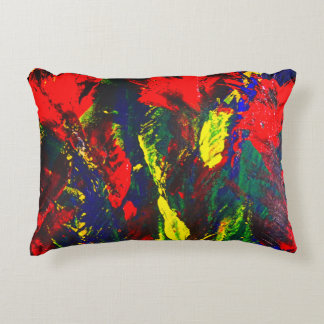 """TOUCH OF JUMP"" COTTON CUSHION"