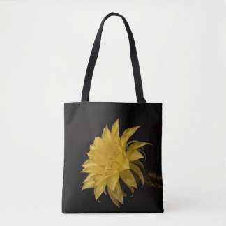 Touch of lemon pie tote bag