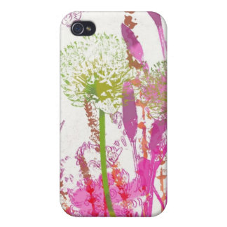 Touch of Spring iPhone 4/4S Covers