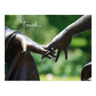 Touch Postcard