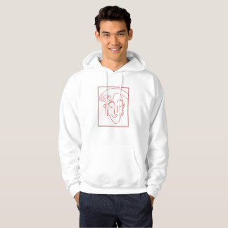 Touch someone hoodie