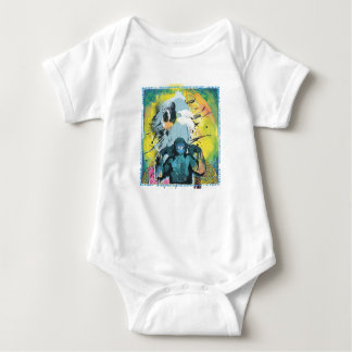 Touch The Heaven 3 Baby Jersey Bodysuit