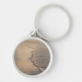 Touch the sea keychain