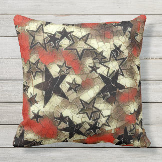 Touch the Stars Outdoor Pillow