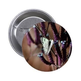 Touches Even The Smallest Flower 2 Inch Round Button