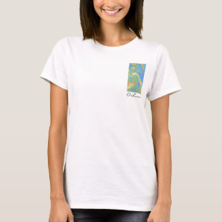 Touching Oshun, T-Shirt