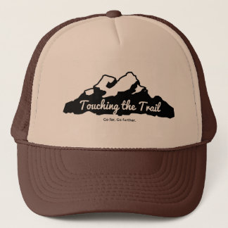 Touching the Trail Logo Trucker Hat
