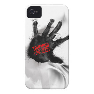 Touching your heart iPhone 4 covers