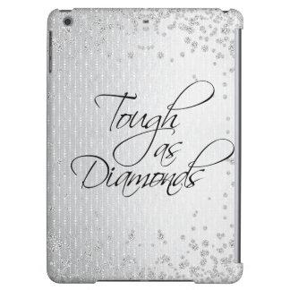 TOUGH AS DIAMONDS iPad AIR COVERS