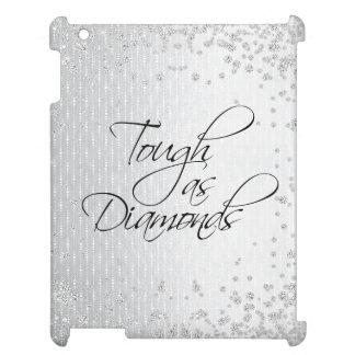 TOUGH AS DIAMONDS iPad CASE