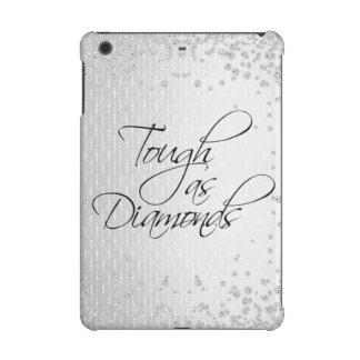 TOUGH AS DIAMONDS iPad MINI COVERS