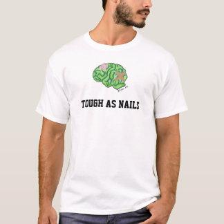 """Tough as nails"" t-shirt"