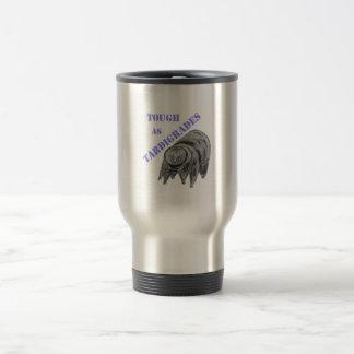 Tough as Tardigrades 15 Oz Stainless Steel Travel Mug