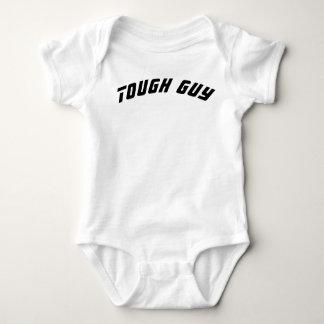 Tough guy baby wear baby bodysuit