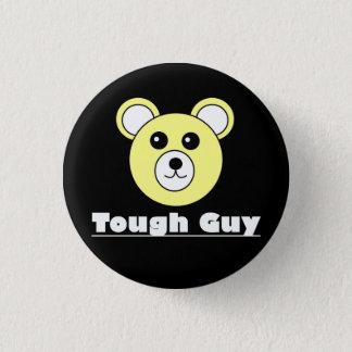 Tough Guy Funky Button