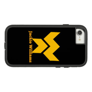 Tough Guy iPhone 7 Case (Jackie Williams Logo)