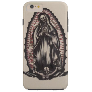 Tough iPhone 6/6s Plus Mary Skeleton Case