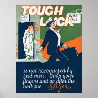 Tough Luck Poster