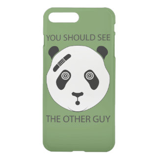 Tough Panda iPhone 8 Plus/7 Plus Case