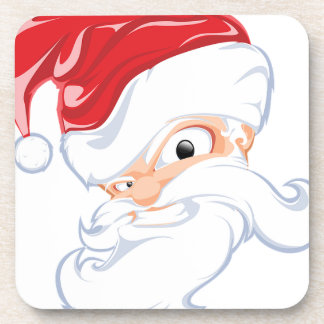 Tough Santa Coaster