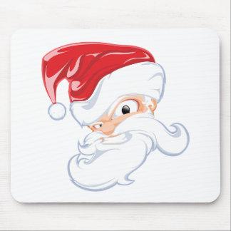 Tough Santa Mouse Pad