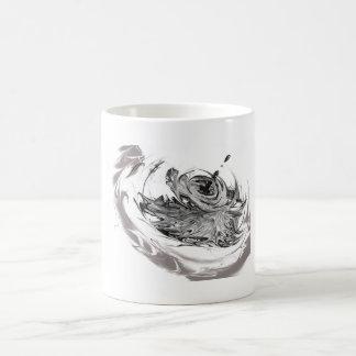 Tough tear coffee mug