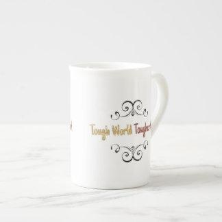Tough World Tougher Girl Mug