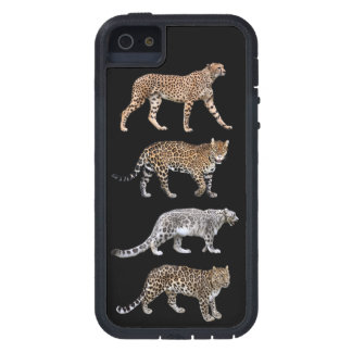Tough Xtreme of cat course iPhone 5 Case and No.02