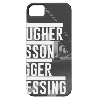 Tougher Lesson Bigger Blessing iPhone 5 Cover