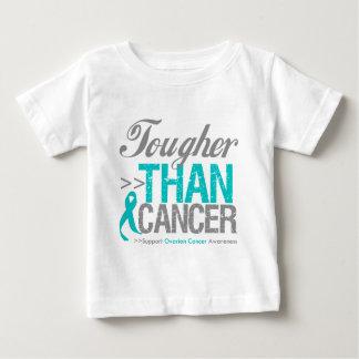 Tougher Than Cancer - Ovarian Cancer T Shirts
