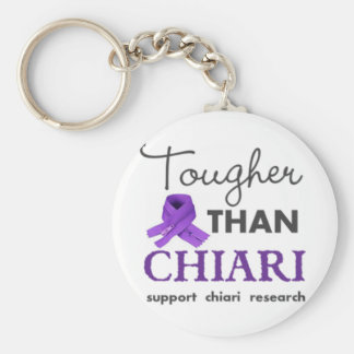 Tougher than Chiari Keychain