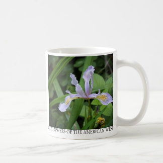 Toughleaf Iris Coffee Mug
