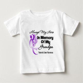 Toujours mon héros dans le grand-papa de mémoire - tee-shirts